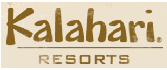[Kalahari Resort Logo]
