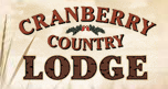 [Cranberry Country Lodge Logo]