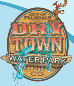 [Dry Town Water Park Logo]