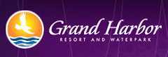 [Grand Harbor Resort and Waterpark Logo]