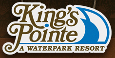 [King's Pointe Waterpark Logo]