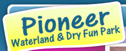 [Pioneer Waterland & Dry Fun Park Logo]