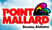 [Point Mallard Aquatic Center Logo]