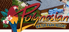 [Polynesian Water Park Resort Logo]