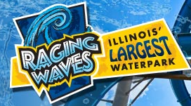 [Raging Waves Logo]