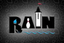 [Rain Waterpark Logo]