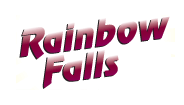 [Rainbow Falls Logo]