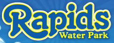 [Rapids Water Park Logo]
