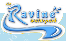 [Ravine Waterpark Logo]
