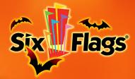 [Six Flags Hurricane Harbor Logo]