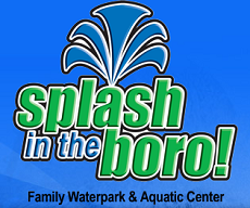 [Splash in the Boro Logo]
