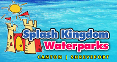[Splash Kingdom Waterpark Logo]