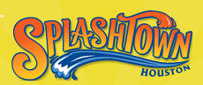 [Splashtown Waterpark Houston Logo]