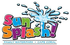 [Sun Splash Family Waterpark Logo]