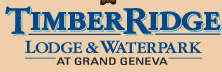 [Timber Ridge Lodge at Grand Geneva Resort Logo]