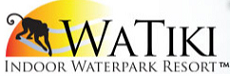 [Watiki Indoor Waterpark Resort Logo]